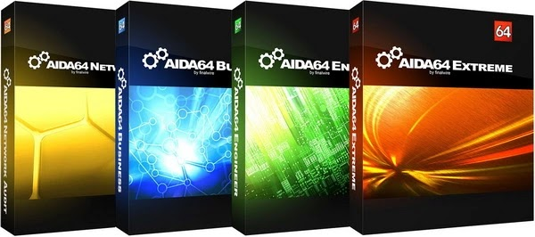 تحميل برنامج ممتاز لتحديد واختبار جميع مكونات أجهزة الكمبيوتر لديك AIDA64 Extreme 6.25.5400