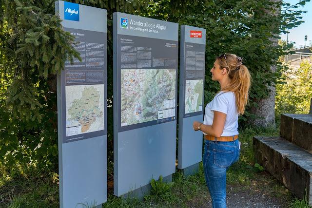 Wandertrilogie Allgäu | Etappe 46+47 Ofterschwang-Fischen-Oberstdorf - Himmelsstürmer Route 14