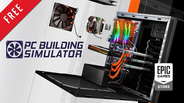 pc building simulator free game epic games store 2019 simulation-strategy irregular corporation