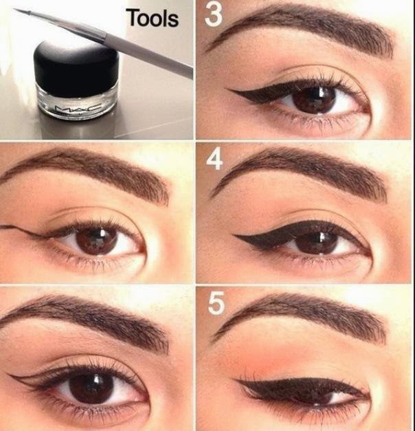 WEDDING SIMPLE EYE MAKE UPS