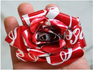 rosas-latas-recicladas