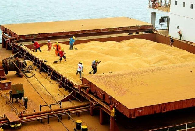 Exportação de soja de agosto pode superar volume do mesmo período de 2020
