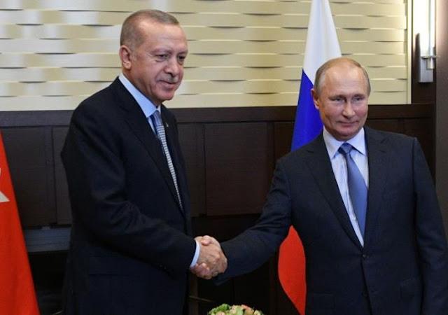 Ρωσοτουρκικό μνημόνιο στα μέτρα του Ερντογάν για Συρία - Παιχνίδια Ρωσίας και ΗΠΑ στις πλάτες των Κούρδων (έγγραφο)