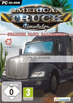 American Truck Simulator 2017 Free Download