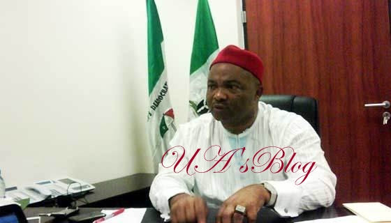 PDP Protest Attempt To Overthrow Buhari — Uzodinma