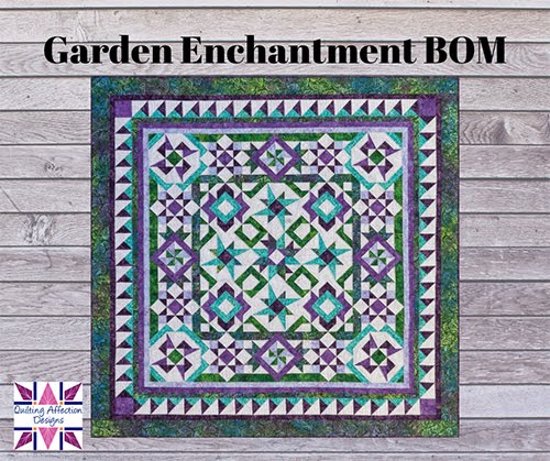 Garden Enchantment Block of the Month