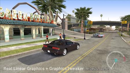 gta sa mod graphics tweaker gráficos hd realista realistic