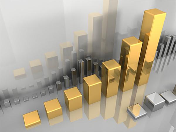 Giá vàng tăng mạnh trong vòng 30 năm qua