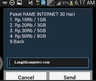LangitKomputer.com - Paket RAME INTERNET