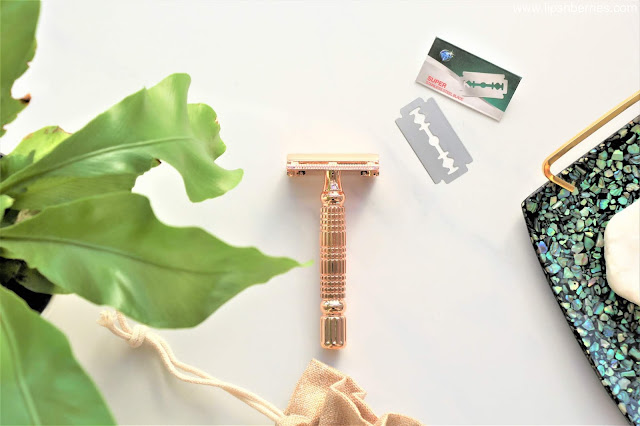 stainless steel safety razor review