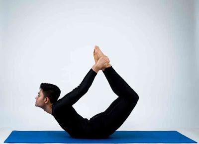 धनुरासन योग के फायदे - Dhanurasana Benefits in Hindi