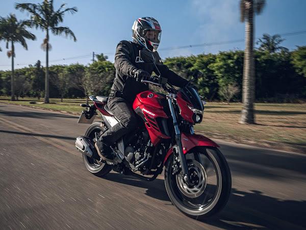As motos mais vendidas do Brasil em setembro de 2021