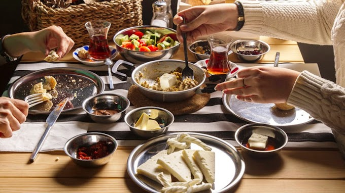 Ramazan Orucu Tutanlar Nasıl Beslenmelidir?