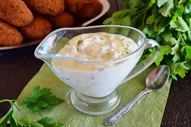 A hagyományos tartármartás receptje: házi majonézből még finomabb