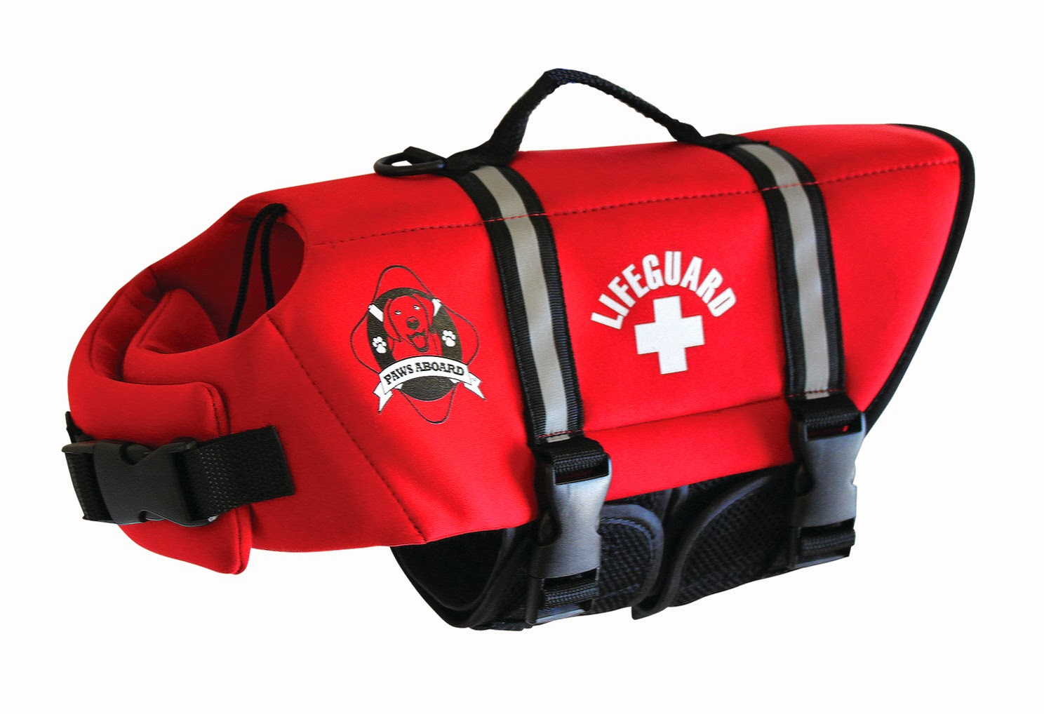 life jackets for dogs with big necks