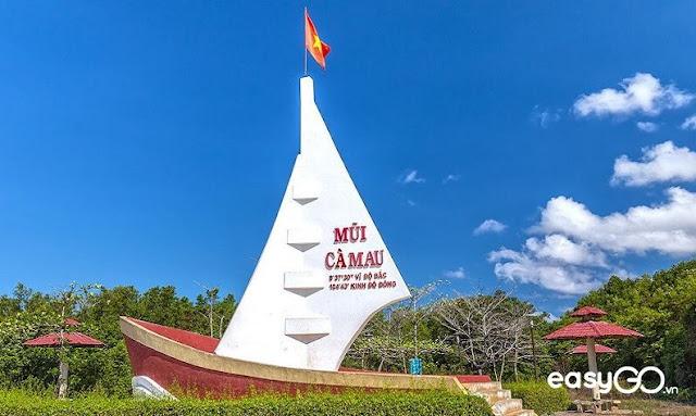 địa điểm du lịch Cà Mau