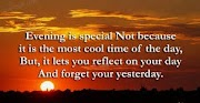 Good Evening SMS, Latest Good Evening Messages for Mobile
