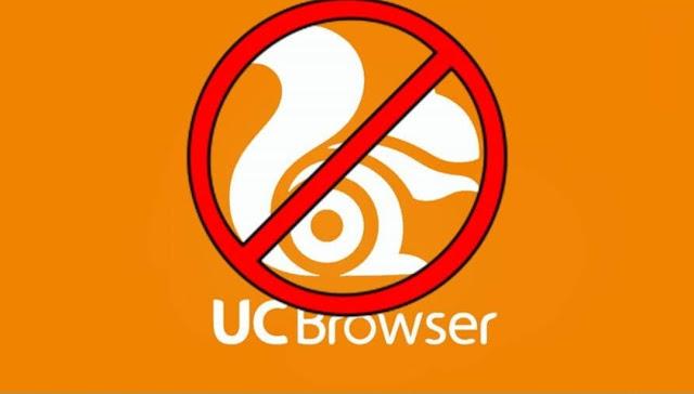 Bahaya Memakai Aplikasi UC Browser pada Android dan Kerugiannya