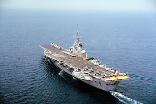 Kapal Perang Terbesar di dunia