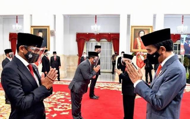 Ali Rif'an: Gabungnya Sandi Ke Kabinet Jokowi Tidak Sehat bagi Demokrasi Indonesia