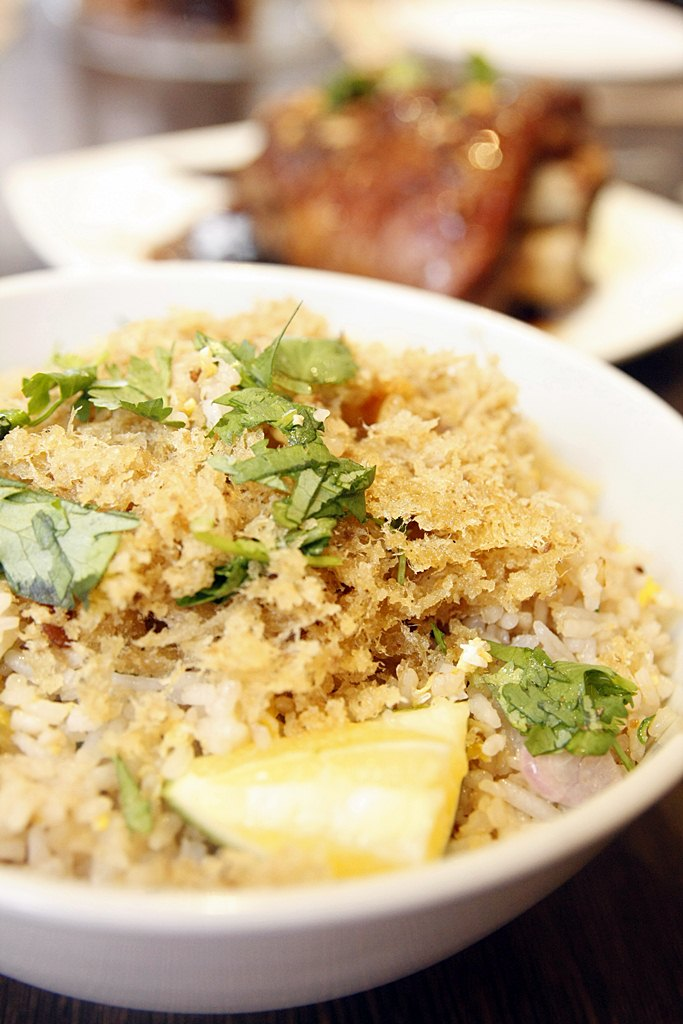 Nav Modern Thai Cuisine Crab Fried Rice