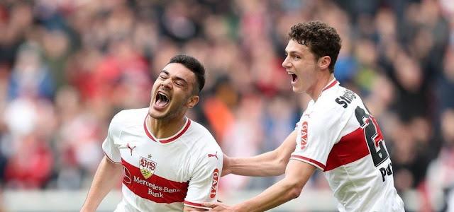 Bundesliga'da yılın çayrağı Ozan Kabak
