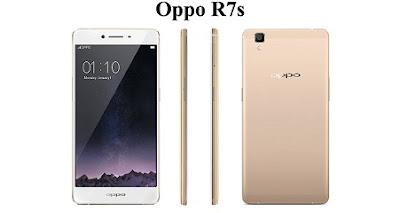 Harga Oppo R7s baru, Harga Oppo R7s bekas, Spesifikasi lengkap Oppo R7s