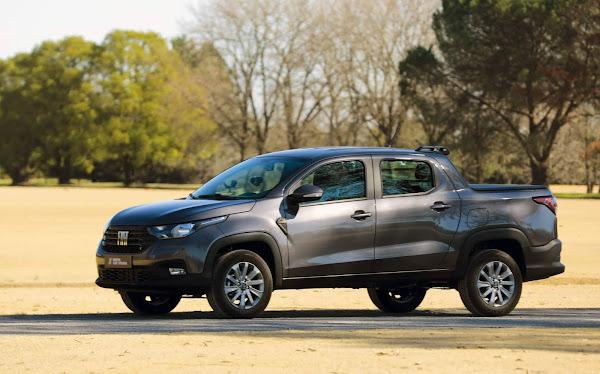 Fiat Strada 2022 - 2º veículo mais vendido do Brasil