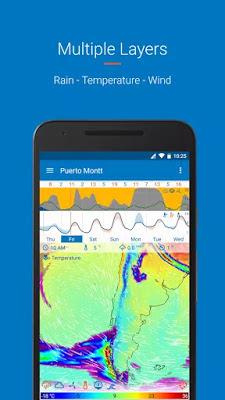 Flowx: long range weather forecast النسخة المدفوعة للاندرويد