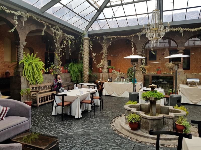 Melhores Hotéis próximo a Plaza de Armas, Cusco