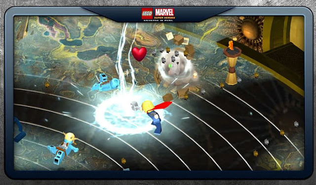أفضل ألعاب مارفل للأندرويد والايفون : Marvel 2020 | أكشن & حربية & استراتيجية (تحميل مباشر)