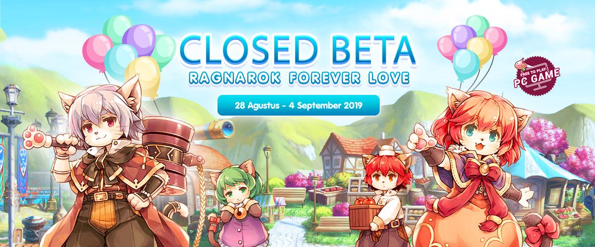 Review Dan Cara Download Ragnarok Online Forever Love Cbt Indonesia Retuwit