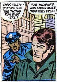 Fantastic Four 111-JohnBuscema