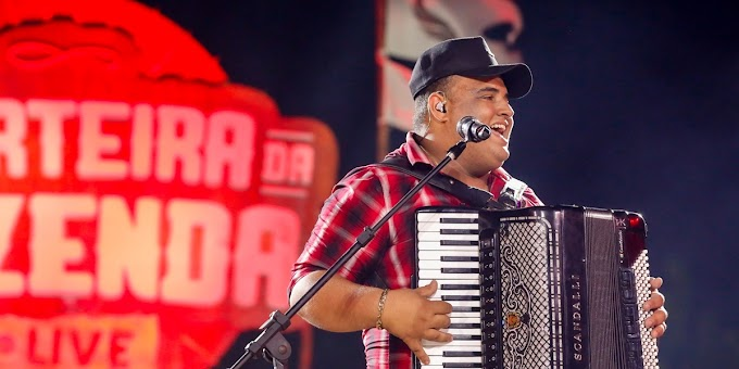 CONFIRMADO! TARCISIO DO ACORDEON NO EXCLUSIVE REVEILLON EM ARAGUAÍNA-TO