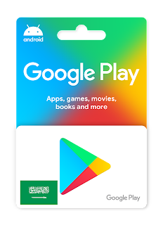 بطاقات جوجل بلاي سعودي مجانا