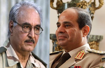 الجيش الليبي: نفطنا تحت أمر مصر.. والسيسي أعظم بطل عربي 5201423204947