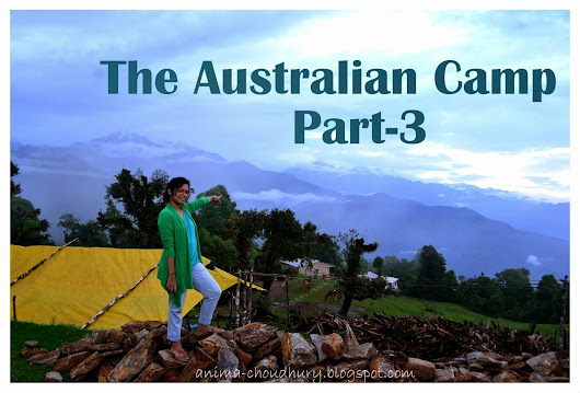 The Australian Camp Part- 3