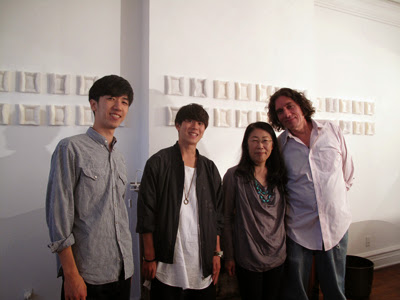 Move in Freedom, Mari Oshima and friends, ethan pettit gallery, Sept 2013