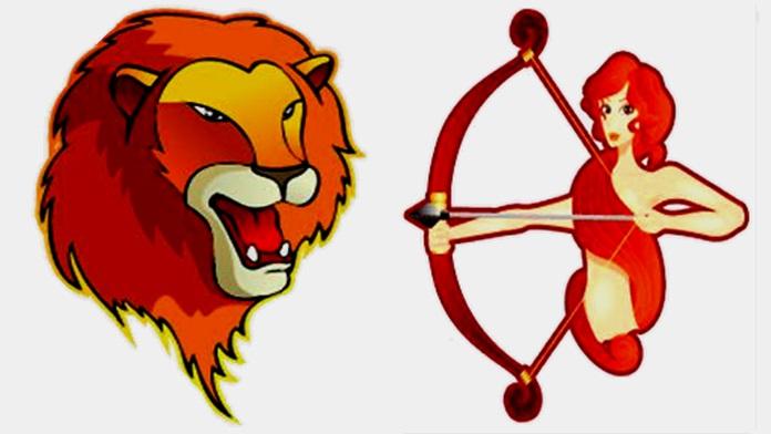Compatibilità tra Leone e Sagittario in amore