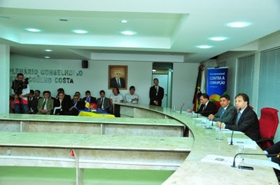 Saiu a Avaliação dos Portais da Transparência dos municípios da Paraíba; Amparo ficou em 118° lugar com nota de 4,33