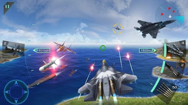 Pejuang Langit 3D – Sky Fighter