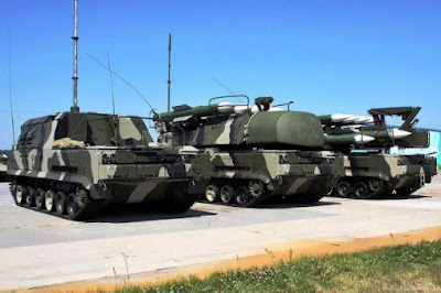 Rusia-Turki Bahas Proyek Pengembangan Alutsista