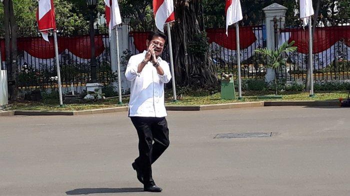 Mantan Gubernur Sulsel Dipanggil ke Istana