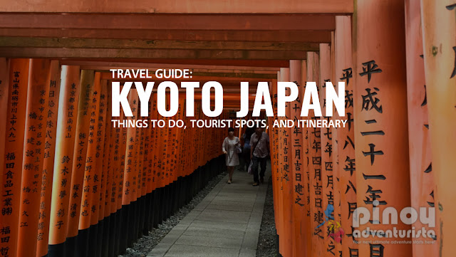 Kyoto Japan Itinerary Travel Guide