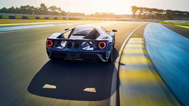 El Ford GT - Un vehículo con alta demanda en el mercado