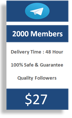 buy 2000 telegram members, buy telegram channel followers
