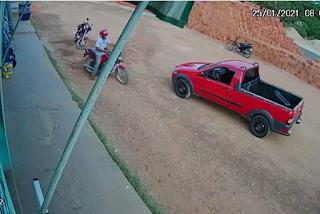 """Moto """"fantasma"""" anda sozinha pelas ruas de Maturéia e deixa moradores assustados; confira o vídeo"""
