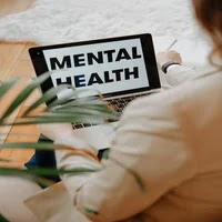 Online counselling for mental health