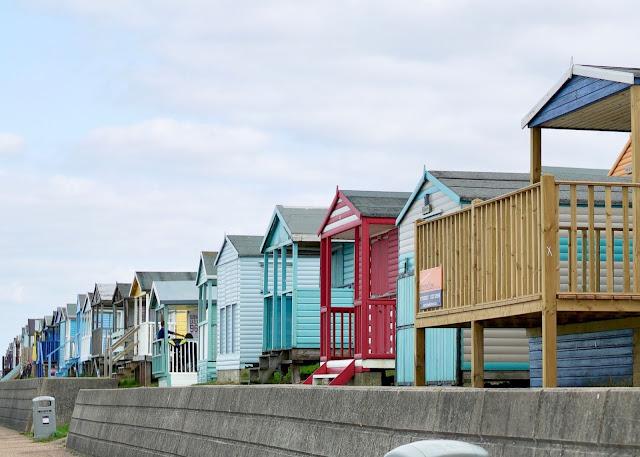 beach huts whitstable