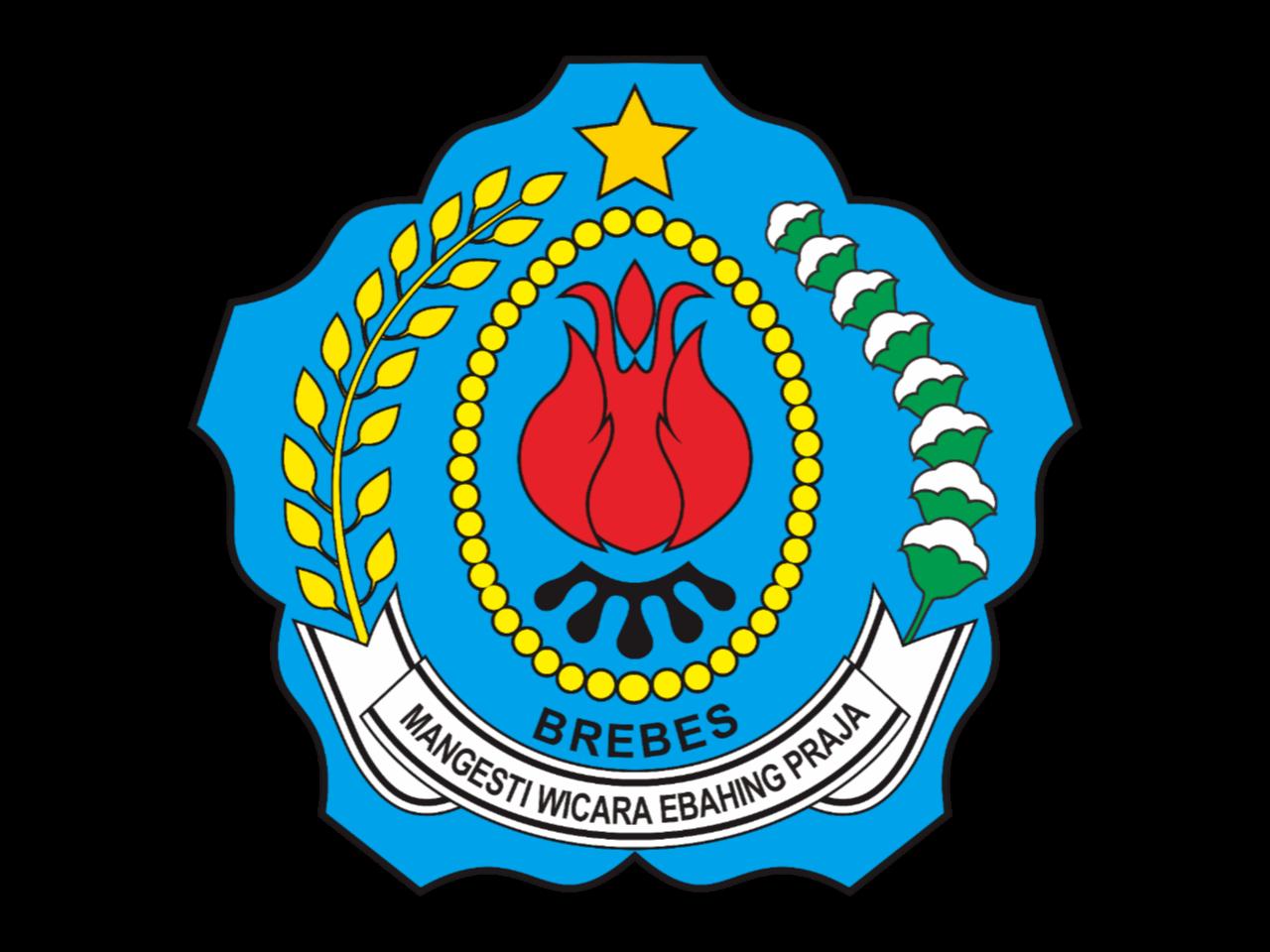 Logo Kabupaten Brebes Format PNG